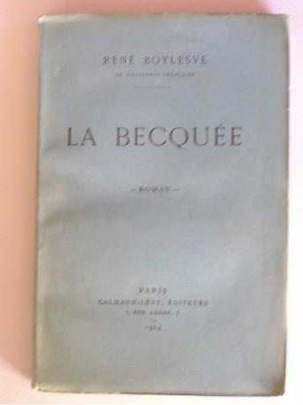 René Boylesve - La becquée