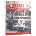 """Collectif - Le procès de l'Algérie Française dit """"des barricades"""""""