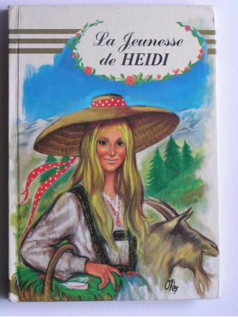 Ariana Badellino - La jeunesse de Heidi