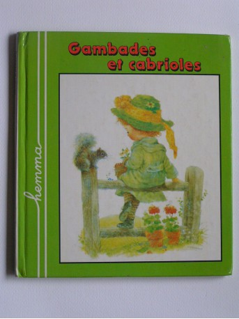 J. Dauvister - Gambades et cabrioles