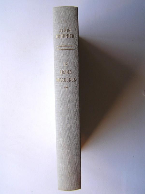 Resume du roman le grand meaulnes