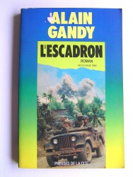 Alain Gandy - L'escadron. Indochine 1948