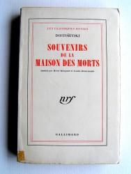 Dostoïevski - Souvenirs de la maison des morts