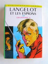 Lieutenant X (Vladimir Volkoff) - Langelot et les espions
