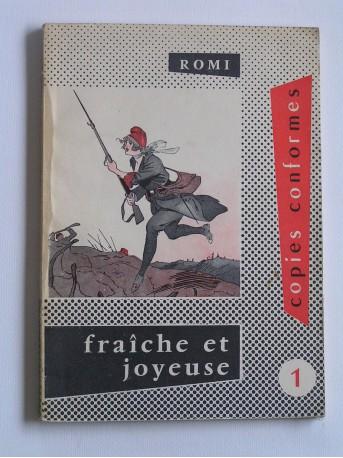 Romi - Fraiche et joyeuse
