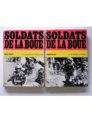 Soldats de la boue. Tome 1 & 2