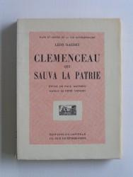 Clemenceau qui sauva la patrie