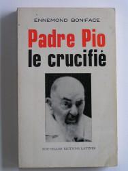 Padre Pio, le crucifié