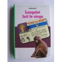 Lieutenant X (Vladimir Volkoff) - Langelot fait le singe