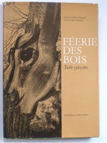 Marie Mauron - Féérie des bois. Suites sylvestre