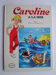 Pierre Probst - Caroline à la mer