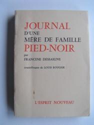Journal d'une mère de famille Pied-Noir