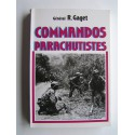 Général Robert Gaget - Commandos parachutistes