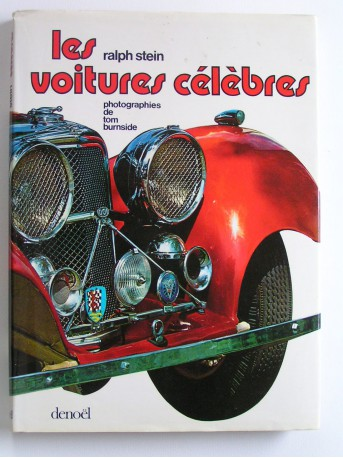 Ralph Stein - Les voitures célèbres