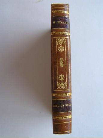 Henri Béraud - Ciel de suie