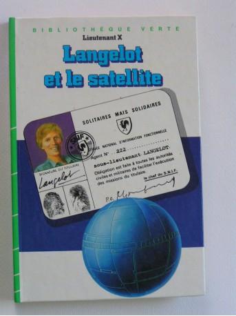 Lieutenant X (Vladimir Volkoff) - Langelot et le satellite