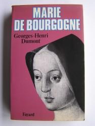 Georges-Henri Dumont - Marie de Bourgogne