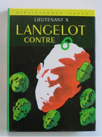 Lieutenant X (Vladimir Volkoff) - Langelot contre 6