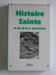 Histoire Sainte et vie de N.-S. Jésus-Christ