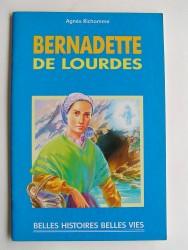 Agnès Richomme - Bernadette de Lourdes