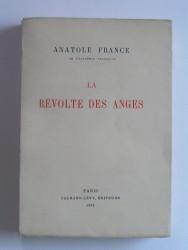 La révolte des anges