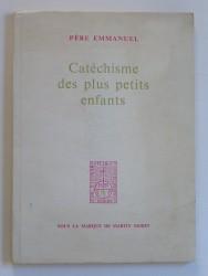 Catéchisme des plus petits enfants