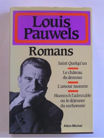 Louis Pauwels - Romans