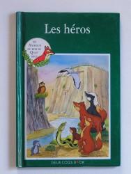 Les animaux du bois de Quat'sous. Les héros