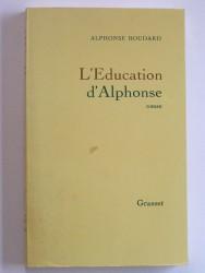L'éducation d'Alphonse
