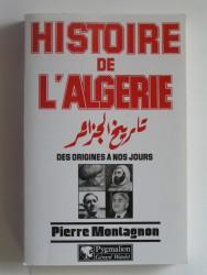 Histoire de l'Algérie des origines à nos jours