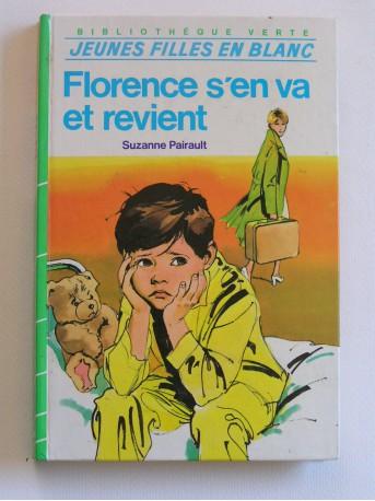 Suzanne Pairault - Florence s'en va et revient