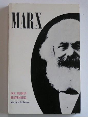 Werner Blumenberg - Marx
