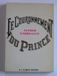 le couronnement du Prince
