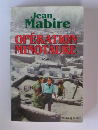Jean Mabire - Opération Minotaure