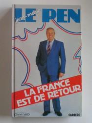 La France est de retour