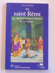 Saint Rémi au commencement chrétien de la France