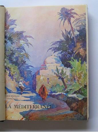 Louis Bertrand - La Méditerranée
