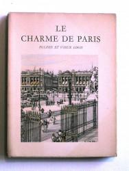 Léon Gosset - Les charmes de Paris. Eglises et vieux logis