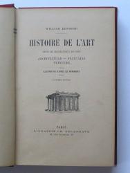 Histoire de l'art depuis les origines jusqu'à nos jours