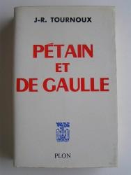 Pétain et De gaulle