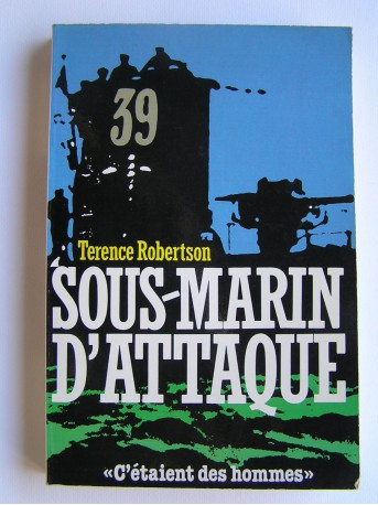 Terence Robertson - Sous-marin d'attaque