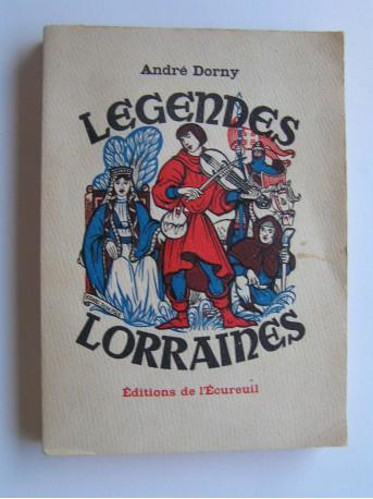 André Dorny - Légendes lorraines