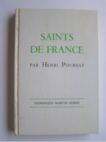 Henri Pourrat - Saints de France