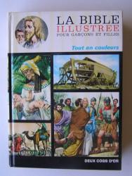 La bible illustrée pour garçons et filles