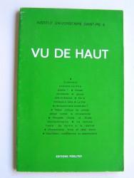 """Collectif - Vu de haut. """"Culture païenne, Europe et Chrétienté"""""""