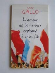 L'amour de la France expliqué à mon fils