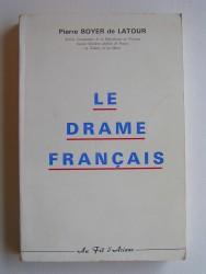 Le drame français