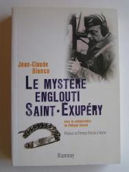 Le mystère englouti, Saint-Exupéry