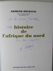 Général Edmond Jouhaud - Histoire de l'Afrique du Nord