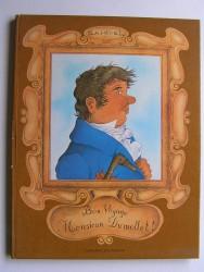 Bon voyage monsieur Dumollet!